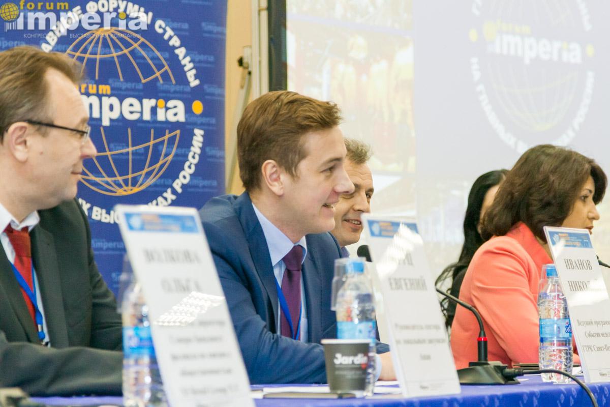 Евгений Курц (Ашан), Николай Иванов (ГТРК Санкт-Петербург)