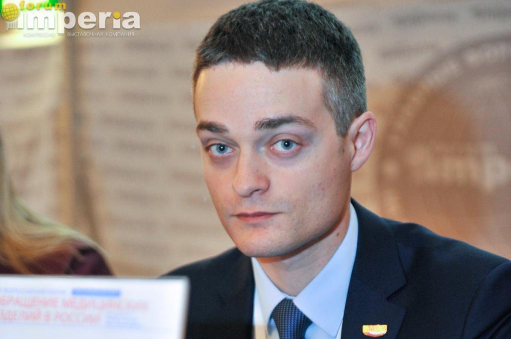 Павел Дворниченко, Фонд содействия инновациям (Фонд Бортника).jpg
